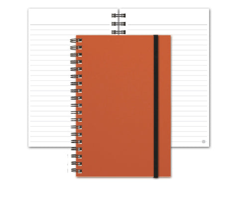 Smooth Matte Notebook by JournalBooks®