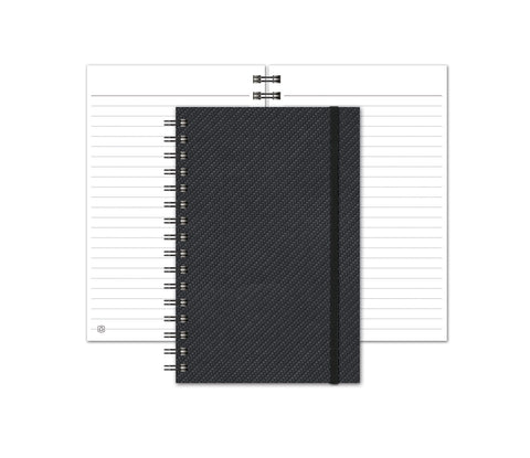 Industrial Metallic Seminar Pad by JournalBooks®