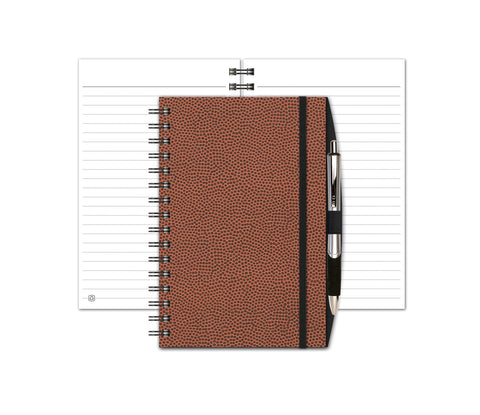 Sports SeminarPad with Penport & Pen by JournalBooks®