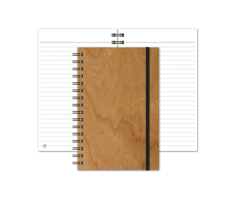 Woodgrain Seminar Pad by Journalbooks®