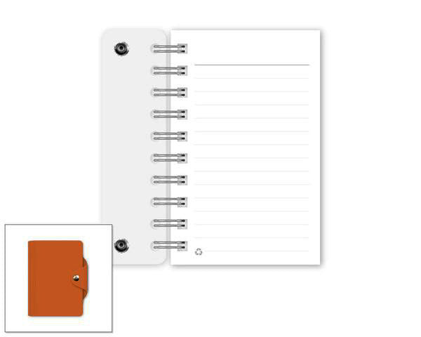 LeatherJotter Refill - R-500 (Pack of Two)