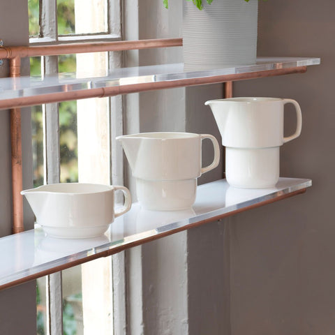 Serving Jug Trio by Ralli Design. Design for NHS