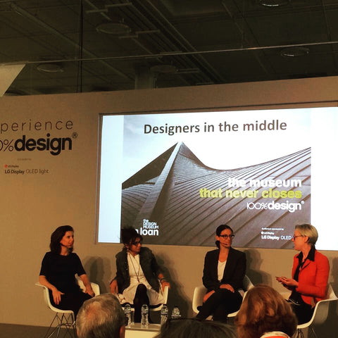 Designers in the Middle Panel Discussion London Design Festival 2016