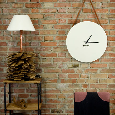 Wall Clock by Gie El Home