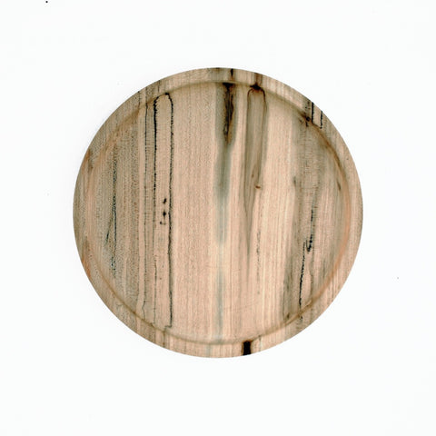Toast Plate by Heather Scott in Beech, sycamore or walnut