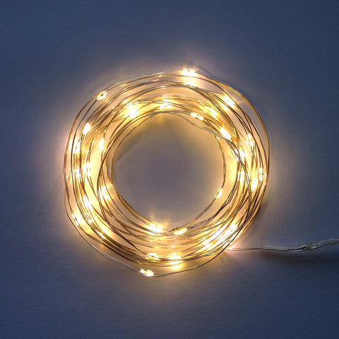 LED String Lights (Battery Operated by Headsprung!