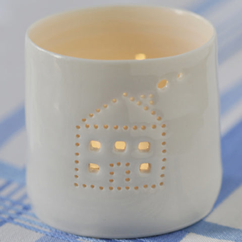 Luna Mini House Tealight