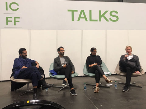 Designers in the Middle Panel Discussion ICFF 2017