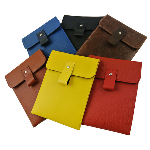 Hand Crafted Leather Kindle Cases by Freeload Accessories