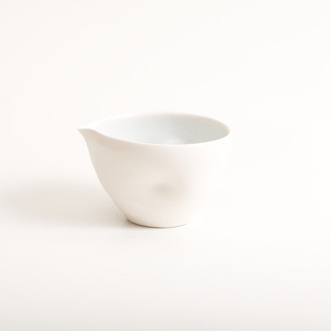 Dimpled Bowl by Linda Bloomfield