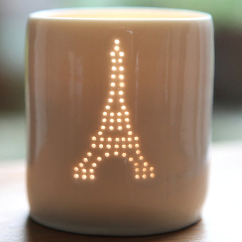 Luna Mini Eiffel Tower Tealight