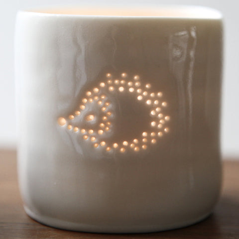 Luna Mini Hedgehog Tealight