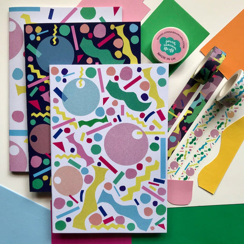 The Complete Colour Rimini A5 Notebook by Jonna Saarinen