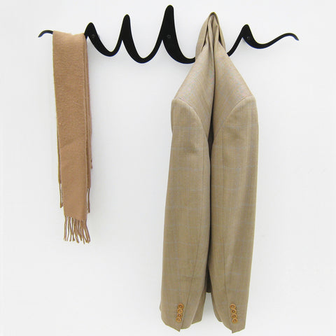 Scribble Coat Rack by Headsprung!