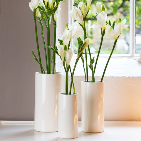 Trioglo Tealight Holders/ Vases set by Ralli Design