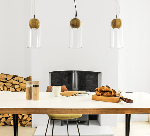 Cloak Pendant Light by Vitamin