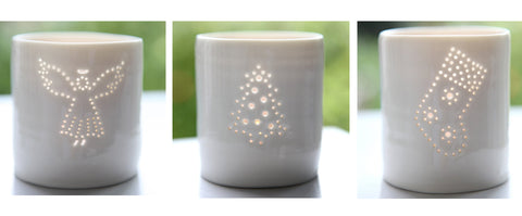 Luna MIni Christmas Trio by Luna Lighting