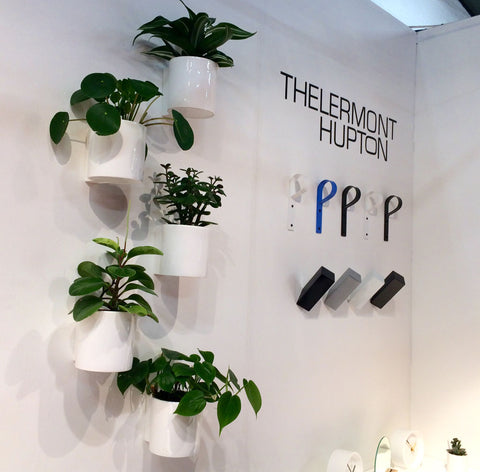 Thelermont Hupton at London Design Fair 2017