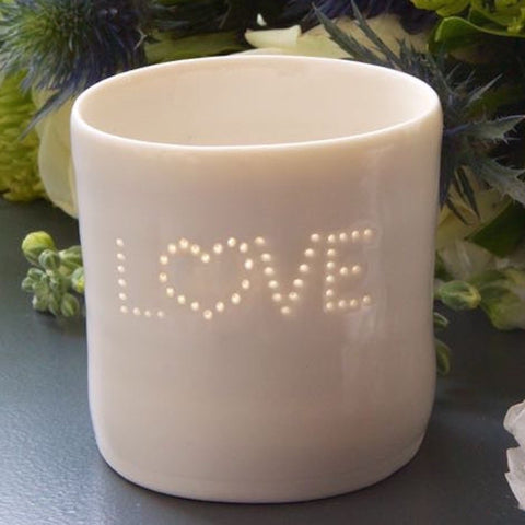 Luna Love Tealight by Luna Lighting