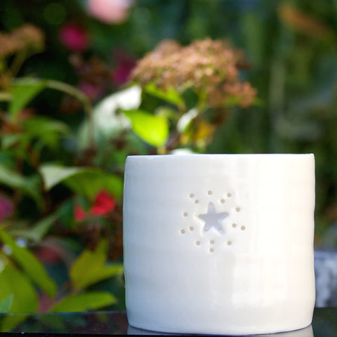 Star Tealight by Luna Lighting