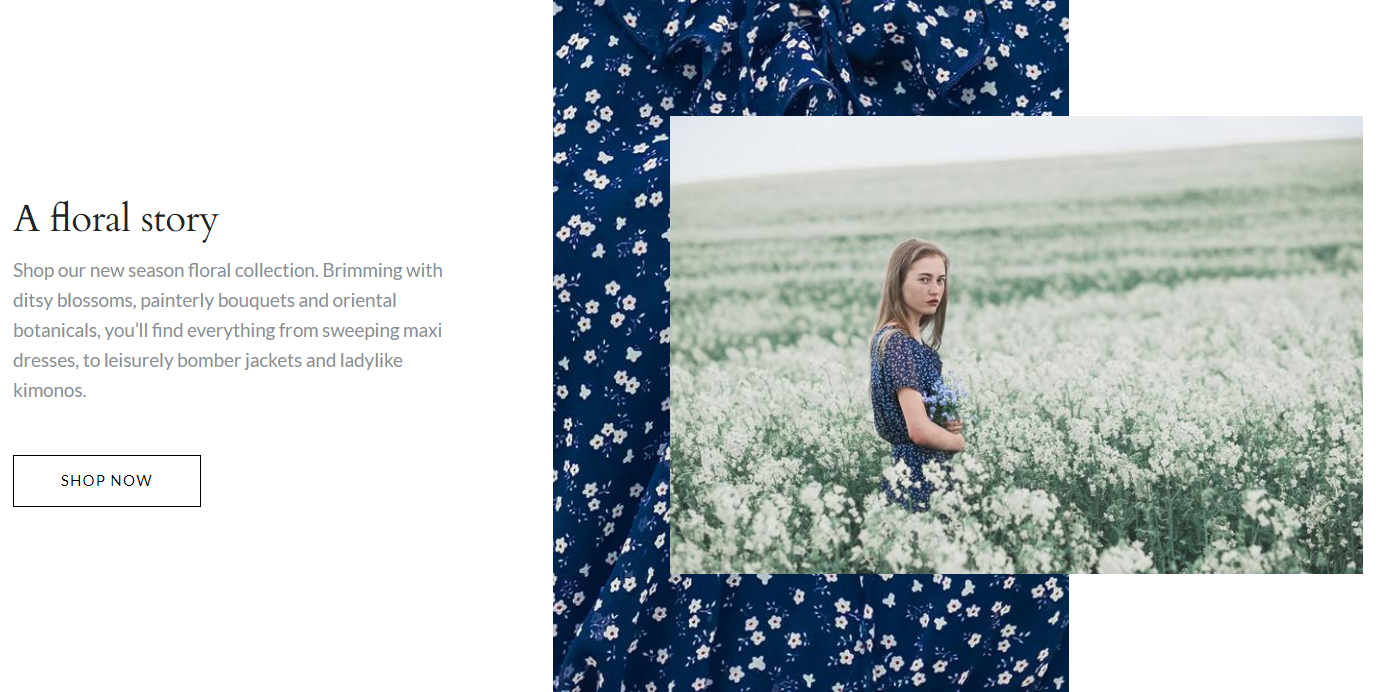 Collage Section - Symmetry Salt Yard theme for Shopify