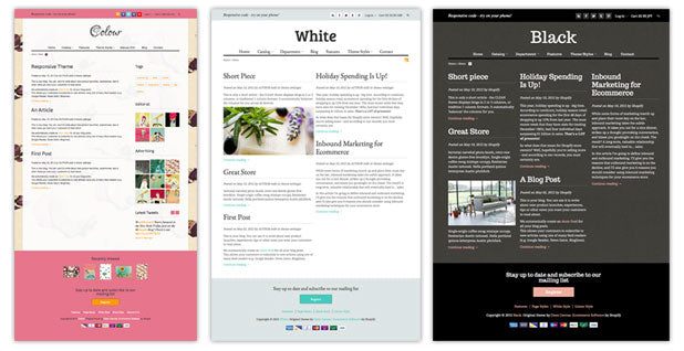 Blog Layout – Free wallpaper download