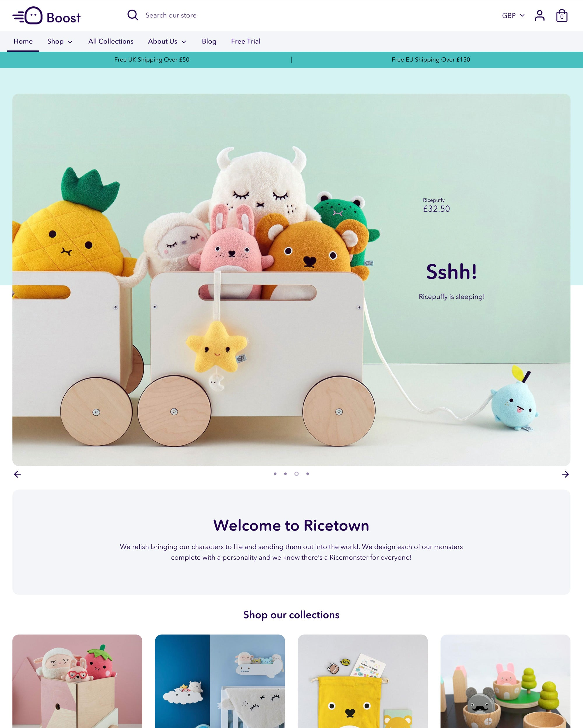 Boost Shopify Theme