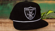 Load image into Gallery viewer, 'Stay Dirty' Throwback Dirt Cobain Hat