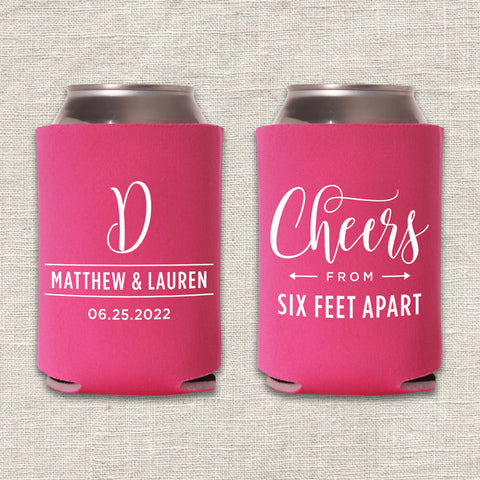Cheers from Six Feet Can Cooler