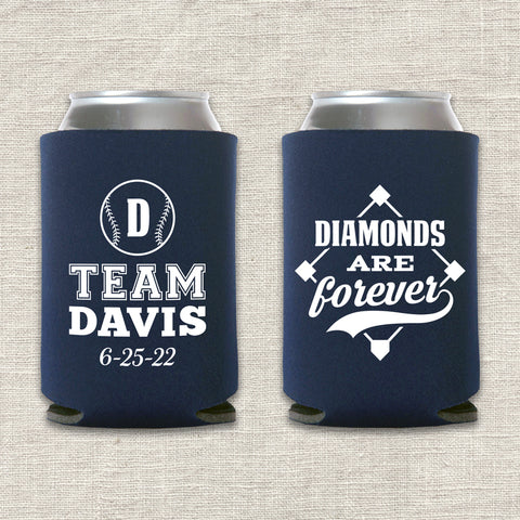 Diamonds Are Forever Can Cooler