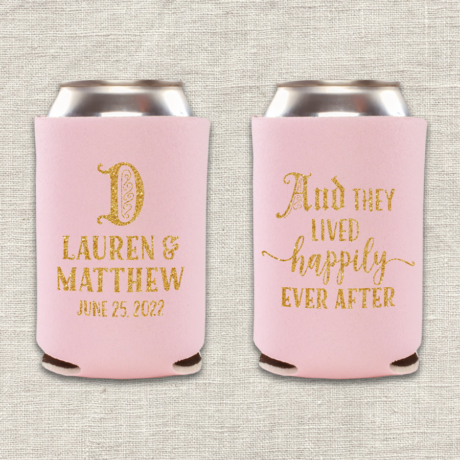 Happily Ever After Fairytale Storybook Koozie