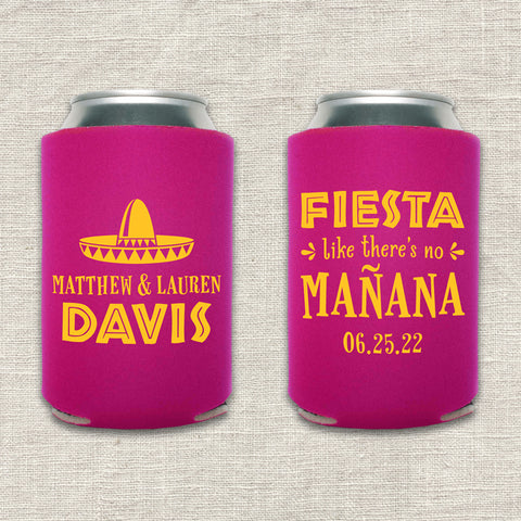 Fiesta Can Cooler
