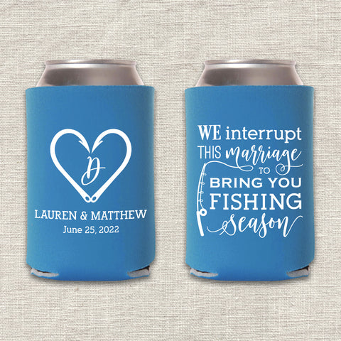 Fishing Season Can Cooler