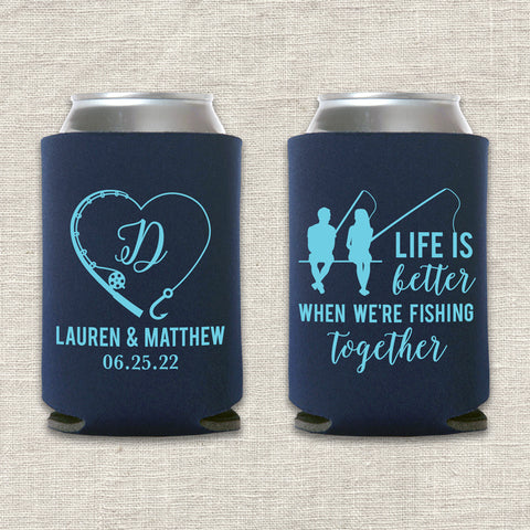Fishing Together Can Cooler