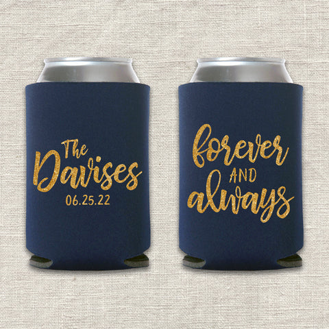 Forever and Always Can Cooler