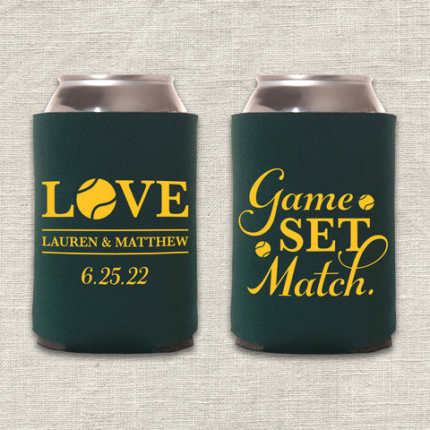 Game. Set. Match. Can Cooler