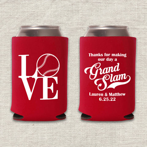 Grand Slam Can Cooler