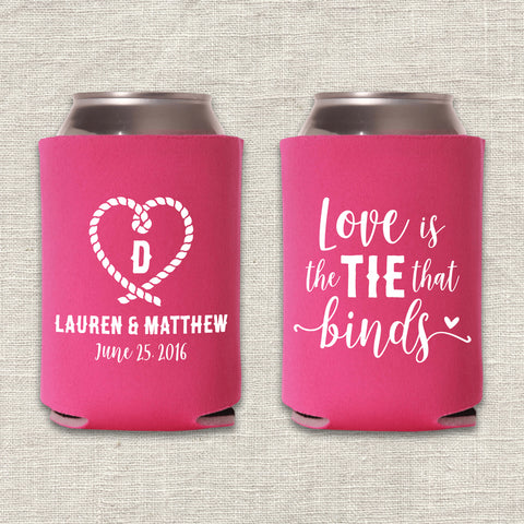 Love Binds Can Cooler