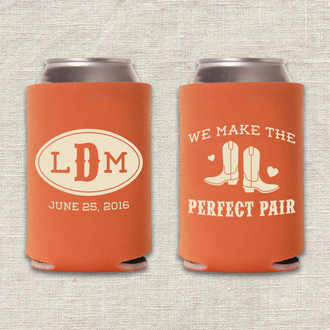 Perfect Pair Can Cooler