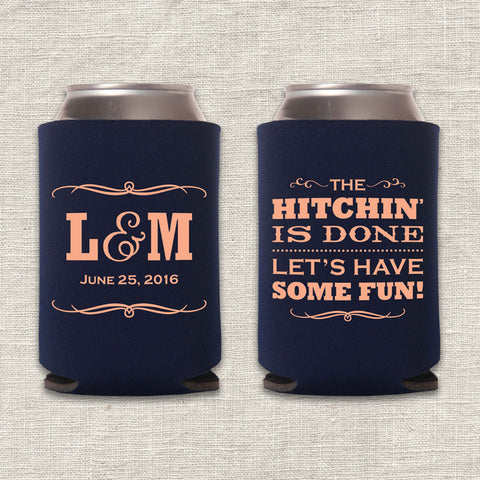 Hitchin' Is Done Can Cooler
