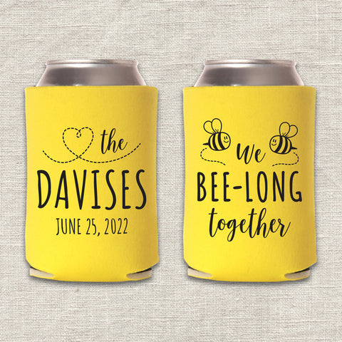 Bee-Long Together Can Cooler