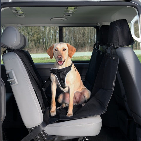 Car seat cover, 1.45 x 1.60 m, black