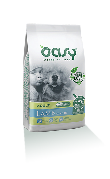 Oasy dog ONE Protein - Adult Lamb