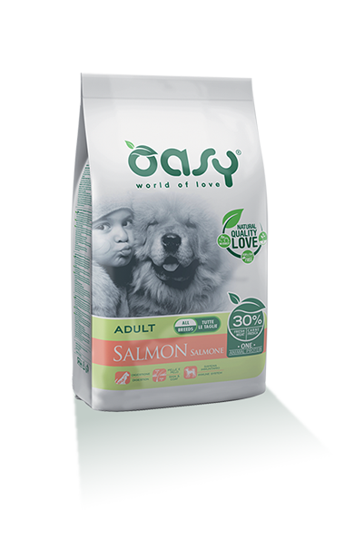 Oasy Dog One Protein - Adult Salmon