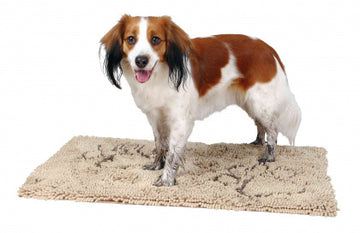 Dirt-Absorbing Mat