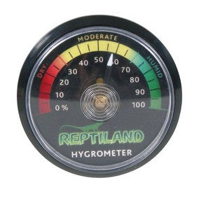 Hygrometer, analogue