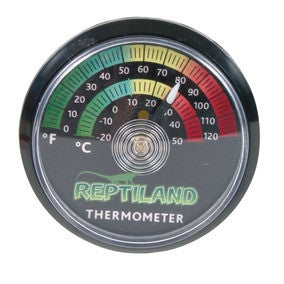Thermometer, analogue