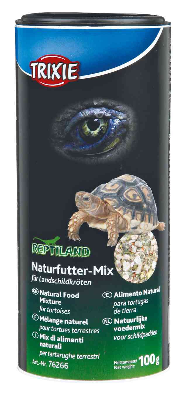 Natural Food Mixture for Tortoises