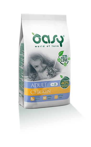Oasy Adult Chicken