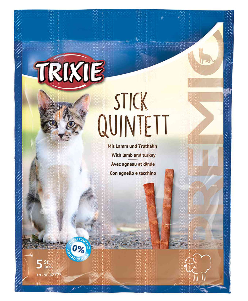 PREMIO Quadro-Sticks Anti-Hairball